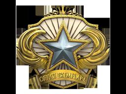 2018 Service Medal