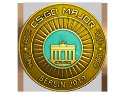 Berlin 2019 Gold Coin