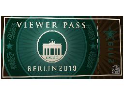 Berlin 2019 Viewer Pass