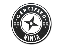Sticker | The Ninja