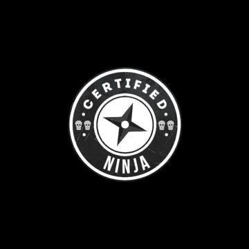 Steam Communitymarkt Angebote Für Sticker The Ninja