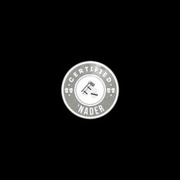 Sticker | The Nader