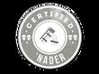 Sticker The 'Nader