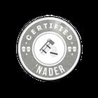 Sticker | The 'Nader