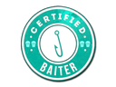 Sticker | The Baiter