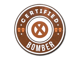 Sticker | The Bomber