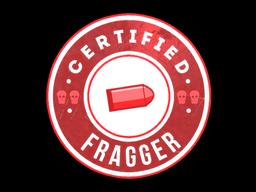 Sticker | The Fragger