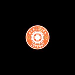Sticker | Support