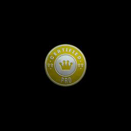 Sticker | The Pro(Foil)