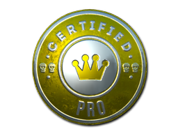 Sticker | The Pro (Foil)