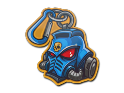 Sticker | Primaris Keychain