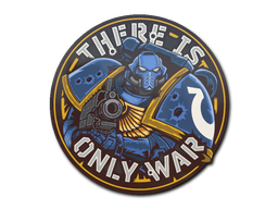 Sticker | Space Marine