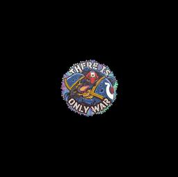Sticker | Space Marine (Holo)