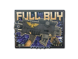 Sticker | Full Buy