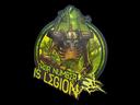 Sticker   Necron
