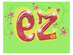 Запечатанный граффити | EZ