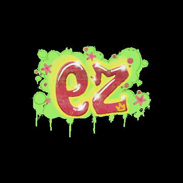 Sealed Graffiti | EZ