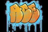 Sealed Graffiti   Ace