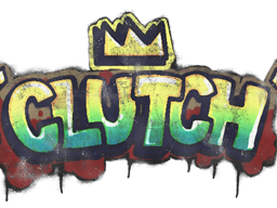 Sealed Graffiti | Clutch King