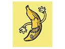 Sealed Graffiti   Banana