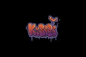 Sealed Graffiti Kisses