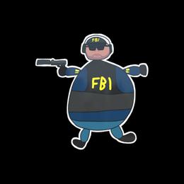 Poorly Drawn FBI