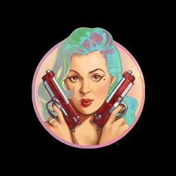 Sticker | Merietta(Holo)