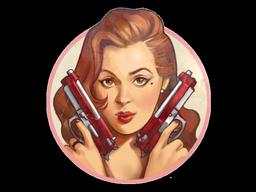 Sticker | Merietta