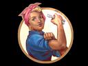 Sticker   Martha