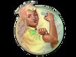Sticker Martha(Holo)