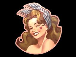Sticker | Ivette
