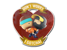 Sticker | Don't Worry