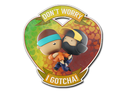 Sticker | Don't Worry (Holo)