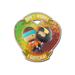 Sticker | Don't Worry(Holo)