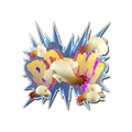 Sticker | Boom<br>(Holo)