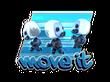 Sticker Move It(Foil)