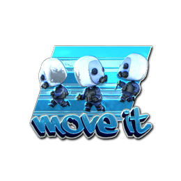 Move It (Foil)