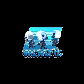 Move It(Foil)