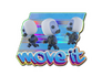 Skin Sticker | Move It (Holo)