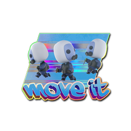 Move It (Holo)