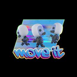 Move It (Holo)