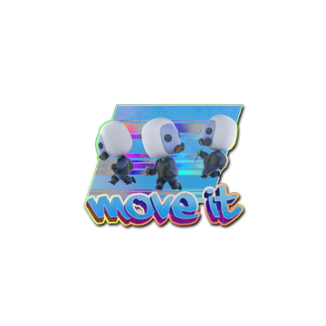 Move It(Holo)