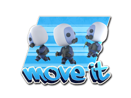 Sticker | Move It