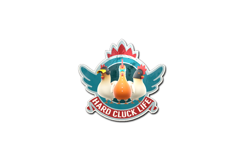 Sticker | Hard Cluck Life Prices