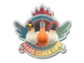 Skin Sticker | Hard Cluck Life (Holo)