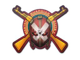 Sticker | Master Guardian Elite