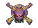 Sticker   Master Guardian Elite (Holo)