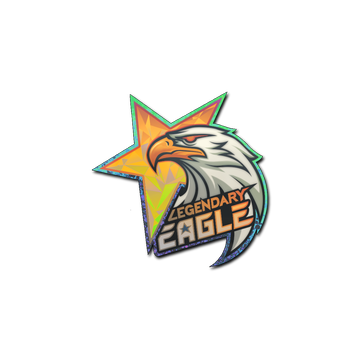 Legendary Eagle (Holo)