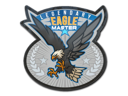 Sticker | Legendary Eagle Master