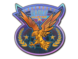 Sticker | Legendary Eagle Master (Holo)